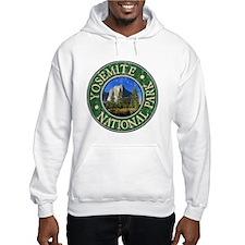 Yosemite Dsgn 1 - Distressed Hoodie