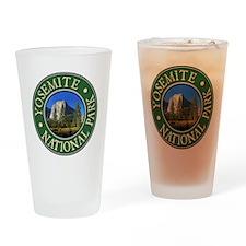 Yosemite - Design 1 Drinking Glass