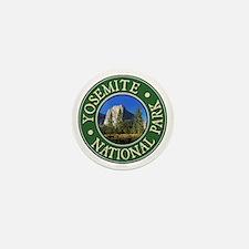 Yosemite - Design 1 Mini Button