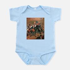 Spirit of 76 v2 Infant Bodysuit