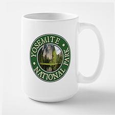 Yosemite - Design 2 Large Mug
