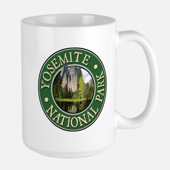 Yosemite - Design 2 Large Mug