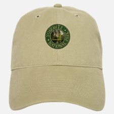 Yosemite - Design 2 Distressed Baseball Baseball Cap