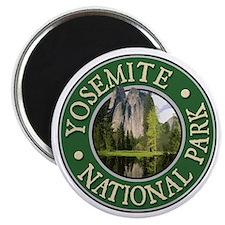 Yosemite - Design 2 Magnet
