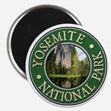 Yosemite - Design 2 Magnet
