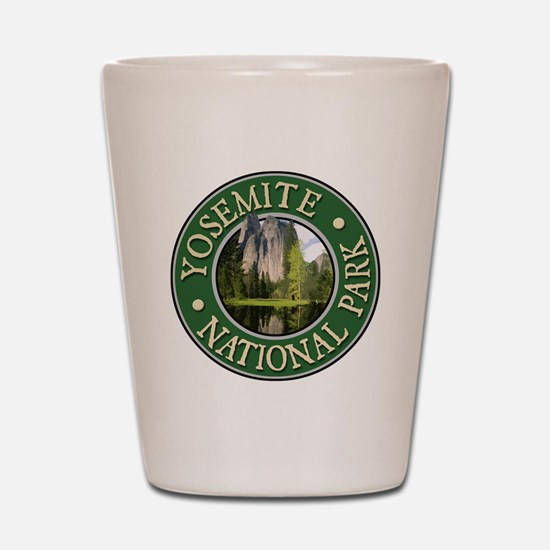 Yosemite - Design 2 Shot Glass