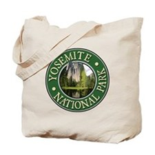 Yosemite - Design 2 Tote Bag