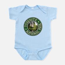 Yosemite - Design 2 Infant Bodysuit