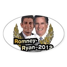 Romney Ryan 2012 Decal