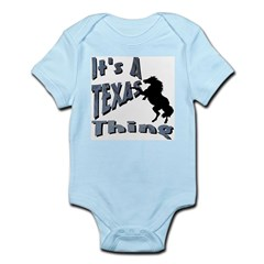 Texas Infant Creeper