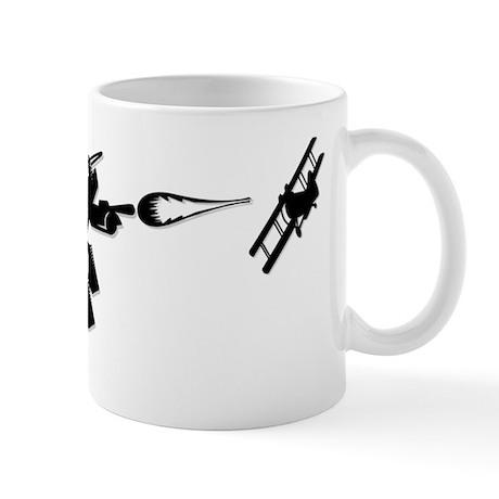 Iron Suit Attack!! Mug