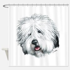 Sweet Sheepie Shower Curtain