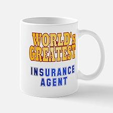 World's Greatest Insurance Agent Mug