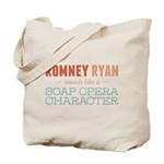 Romney Ryan Soap Opera Tote Bag