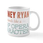 Romney Ryan Soap Opera Mug
