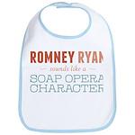 Romney Ryan Soap Opera Bib