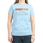 Romney Ryan Soap Opera Women's Light T-Shirt