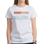 Romney Ryan Soap Opera Women's T-Shirt