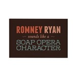 Romney Ryan Soap Opera Rectangle Magnet (10 pack)