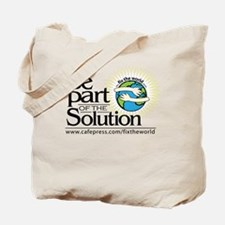 BE PART OF THE SOLUTION - Tote Bag