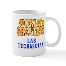 World's Greatest Lab Technician Mug