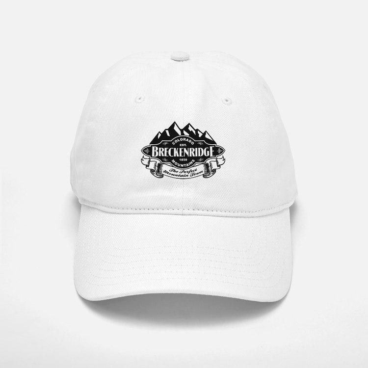Breckenridge Mountain Emblem Baseball Baseball Cap