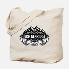Breckenridge Mountain Emblem Tote Bag