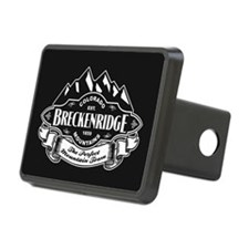 Breckenridge Mountain Emblem Hitch Cover