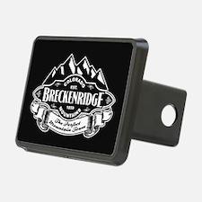 Breckenridge Mountain Emblem Hitch Cover