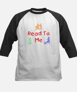 Read-Storybook Kids Baseball Jersey
