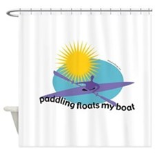 Cool Suns out Shower Curtain