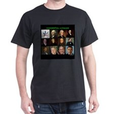 Presidential Potheads T-Shirt