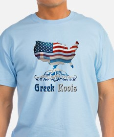 American Greek Roots T-Shirt