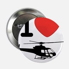 """I Heart Helicopter 2.25"""" Button"""
