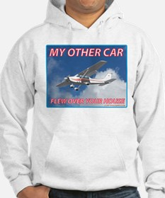My Other Car- Cessna Hoodie