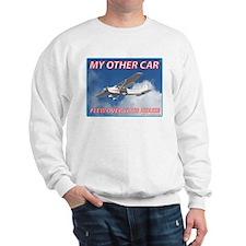 My Other Car- Cessna Sweatshirt