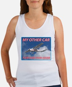 My Other Car- Cessna Women's Tank Top