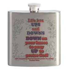 Ups Downs Flask