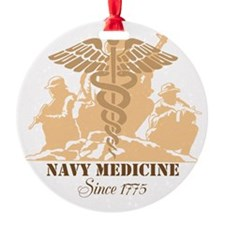 Navy Medicine Since 1775 Ornament