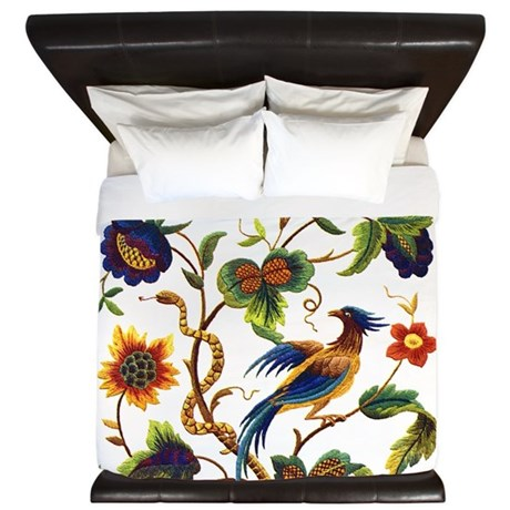 Warwick Embroidery King Duvet