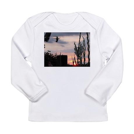 Hummer Angel Long Sleeve Infant T-Shirt
