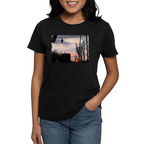 Hummer Angel Women's Dark T-Shirt