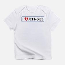 I 3 Jet Noise Infant T-Shirt