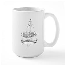 Catalina 34 Mug