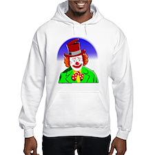 Clown Blue Hoodie