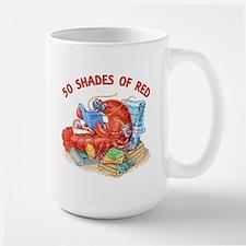 50 Shades of Red Mug