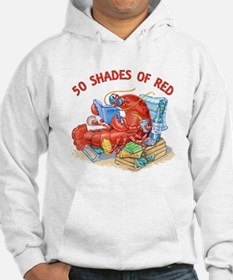 50 Shades of Red Jumper Hoody