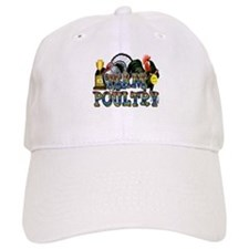 Team Poultry Baseball Cap