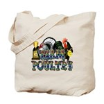 Team Poultry Tote Bag