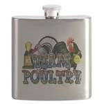 Team Poultry Flask